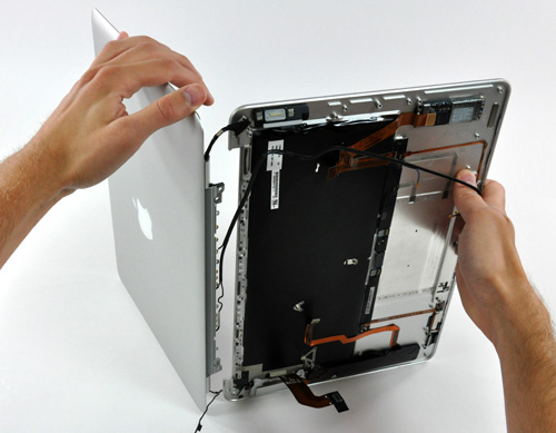 MacBook hinges repair